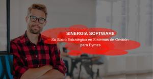 SINERGIA SOFTWARE Su Socio Estratégico en Sistemas de Gestión para Pymes